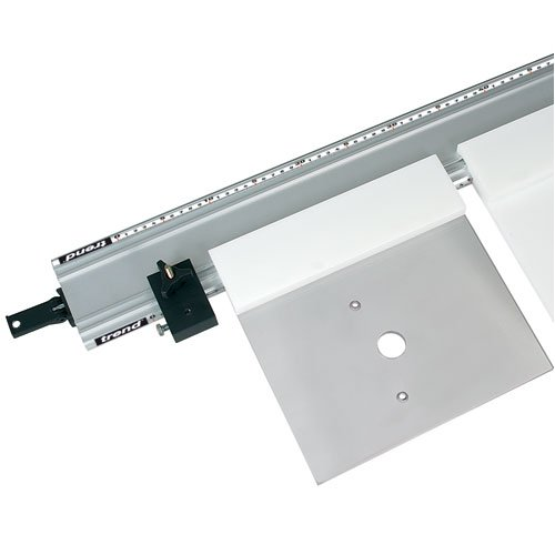 Trend CGS/RBP Cgs Router Base plate - Silver