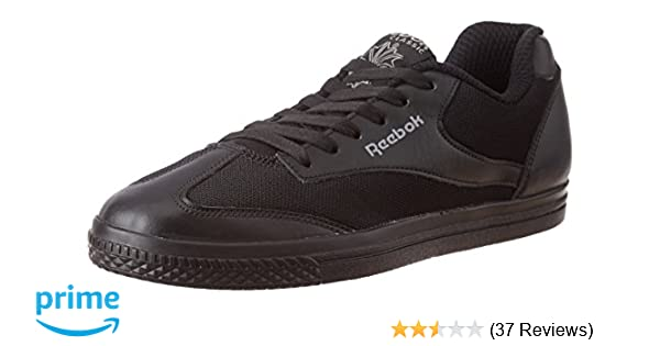 7d8dc4f3f Reebok Classics Boys Class Buddy Black School Shoes (1.5 UK India) (32.5  EU) (2 US) (AQ9063)  Buy Online at Low Prices in India - Amazon.in