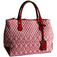 Borsa Donna Renato Balestra L.Amapok Shopping A Mano 2057.4 Rosso