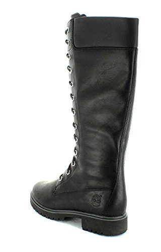 Timberland Earthkeepers Black Womens Boots Noir