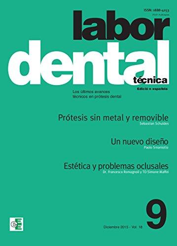 Labor Dental Técnica nº9 2015: nº9 vol.18 por Varios Autores