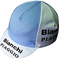 Apis Cappellino Ciclismo Team Vintage Bianchi Piaggio Cycling cap HOSTED BY  PRO  Line 711f6660941d