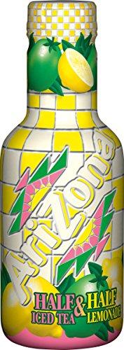 Preisvergleich Produktbild Arizona Half und Half Lemon Pet,  6er Pack,  Einweg (6 x 500 ml)