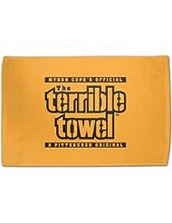 Pittsburgh Steelers original schreckliche Handtuch in goldPittsburgh Steelers Original Terrible Towel (Gold)