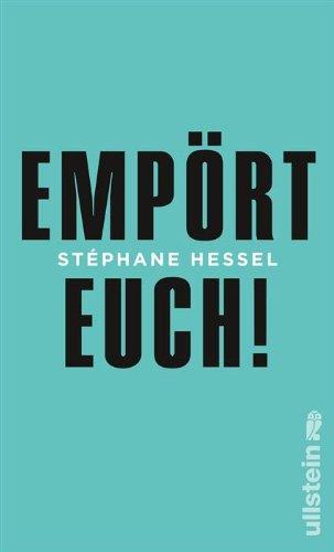 Buchseite und Rezensionen zu 'Empört Euch!' von Stéphane Hessel