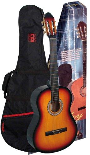 ashley-chitarra-classica-da-concerto-con-set-borsa-colore-sunburst-misura-4-4-adatto-a-partire-da-ca