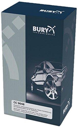 Bury CC 9048 Bluetooth-Freisprecheinrichtung