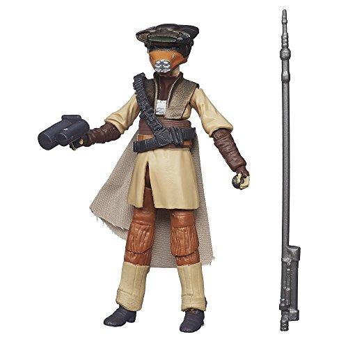 Star Wars The Black Series, Prinzessin Leia Organa (BOUSHH) # 17Action Figur, 9,5cm