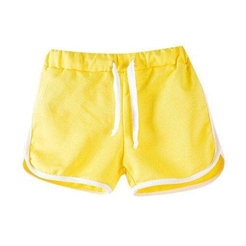 nuova alta qualità miglior fornitore vendita più calda Brightup Pantaloncini Estivi per 3-13 Anni Ragazza Bambini ...