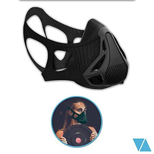 Masque de Sport d'Entraînement Respiratoire |...
