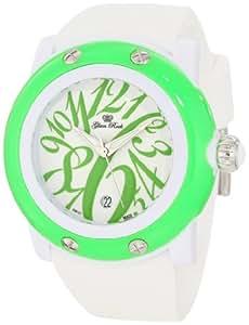 Glam Rock Women's GK1012 Miami Beach White Dial Watch
