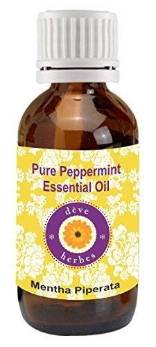 Deve Herbes Pure Peppermint Essential Oil (Mentha piperita) 30ml