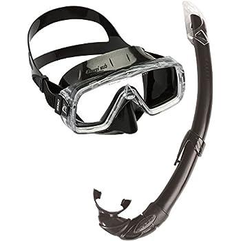 Cressi Rondinella Fins Plus Onda Mask Plus Gringo Snorkeling Set
