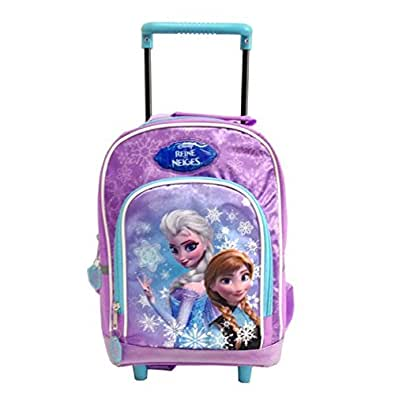rucksack mit 2 r dern snow queen schuhe handtaschen. Black Bedroom Furniture Sets. Home Design Ideas