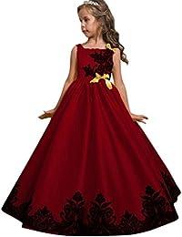 10103eeefdfd Amazon.it  Vestito nero e rosso - Bambine e ragazze  Abbigliamento