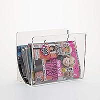 Wrights Plastics GPX Clear Budget Magazine Rack
