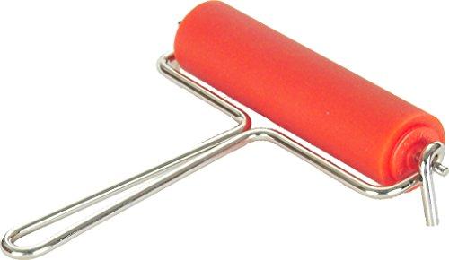 Reemara Farbwalze 90 x 30 mm oder 120 x 30 mm, mit Drahtbügel (120 x 30 mm)