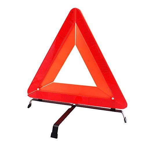 Dreieck Reflektierende Notfall für Auto 6019021 rot