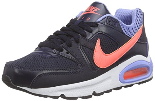 Nike Air Max Command (GS), Baskets Basses Mixte Enfant