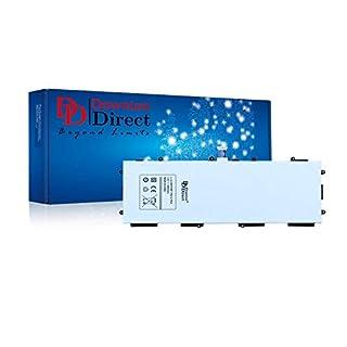 Downton Direct® Batterie pour Samsung Galaxy Tab 3 10.1, GT-P5200, GT-P5210, T4500E, P5200 P5210. [3.8V 6800mAh, 12 mois de garantie]