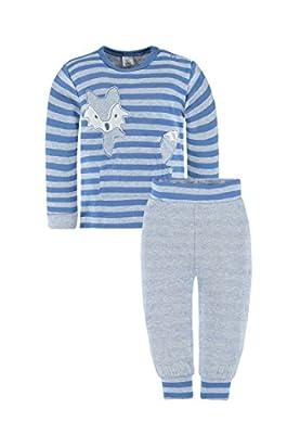 Kanz 2tlg. Schlafanzug, Pijama para Niñas