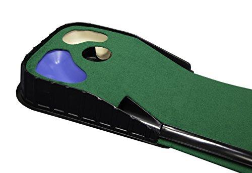 Longridge Golf PUTTING MATTE PUTT 'N' HAZZARD - 3