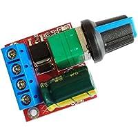zhuotop DC 5V-35V 5A controlador de LED de 20kHz PWM DC Motor velocidad regulación dimmer