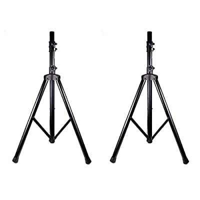Set of 2 Speaker Stand Pa with a 35 mm Bore