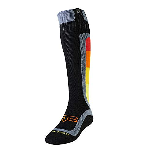 Fox Socks Coolmax Thin Murc Blue Steel M