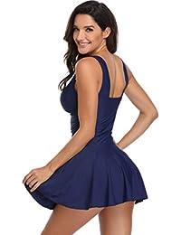 90d8ddc1a6386 Suchergebnis auf Amazon.de für: badeanzug für mollige - Bikinis /  Umstandsbademode: Bekleidung