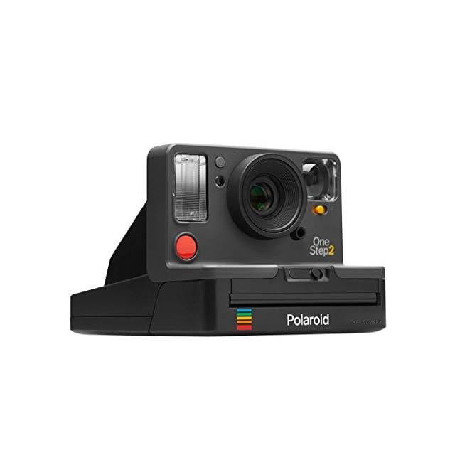 Polaroid Originals - 9009 - Nouveau One Step 2 ViewFinder - Appareil Photo  Instantané - Noir ... 87ba2d3d3f2e