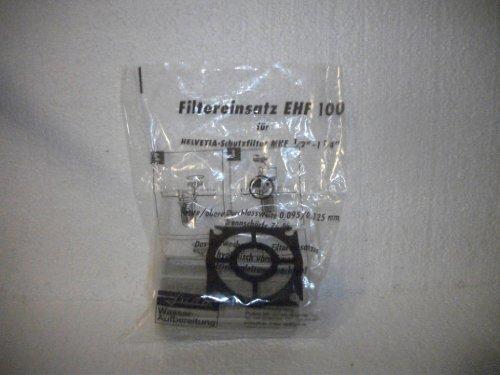 Filtro Judo EHF 100para Helvetia,filtro protector para MHF, 1/2 a 11/4 pulgadas, 1pieza