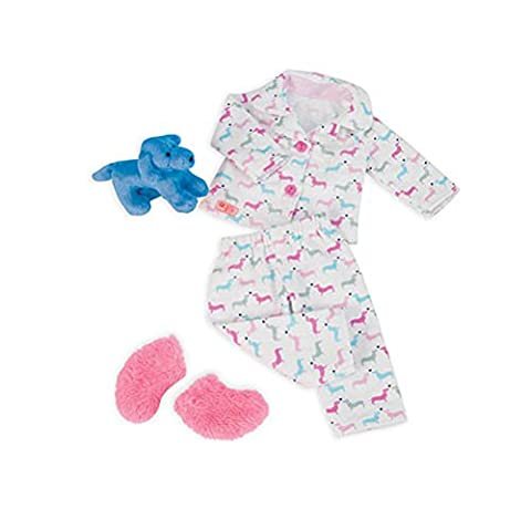 Our Generation 70.30214 18-Inch Counting Puppies Doll Outfit