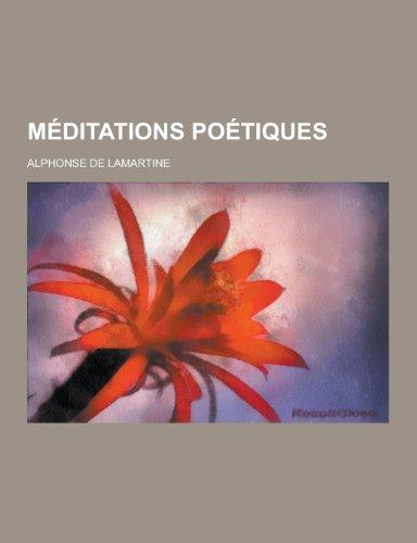 Meditations Poetiques