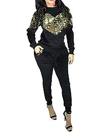 Amazon.it  Hibote - Abbigliamento sportivo   Donna  Abbigliamento 93abb3f7417