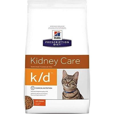 Hills Prescription Diet Kd Cat Food
