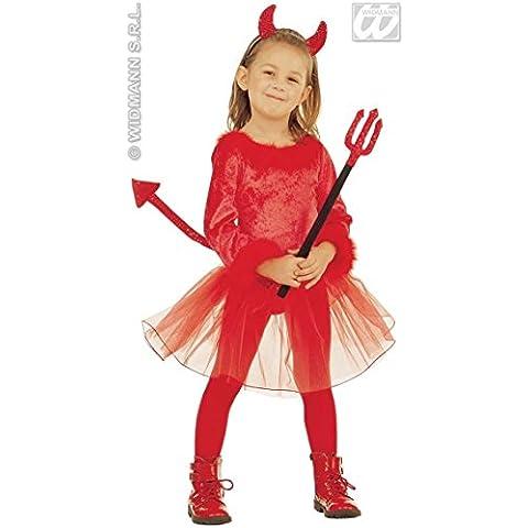 Widman - Disfraz de diablo infantil (3679D)
