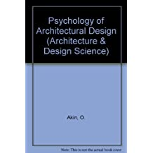 Psychology of Architectural Design (Architecture & Design Science)