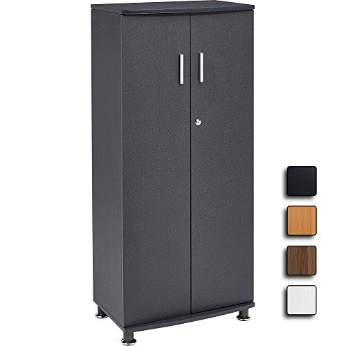 tall-cupboard-with-3-shelves-storage-filing-cabinet-matching-range-of-home-office-in-graphite-black-