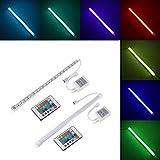 Global 30cm SMD RGB 5050 LED cáscara de la...