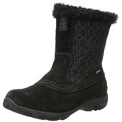 merrell women's ryeland tall polar waterproof snow boots - 41lIIpj6kTL - Merrell Women's Ryeland Tall Polar Waterproof Snow Boots