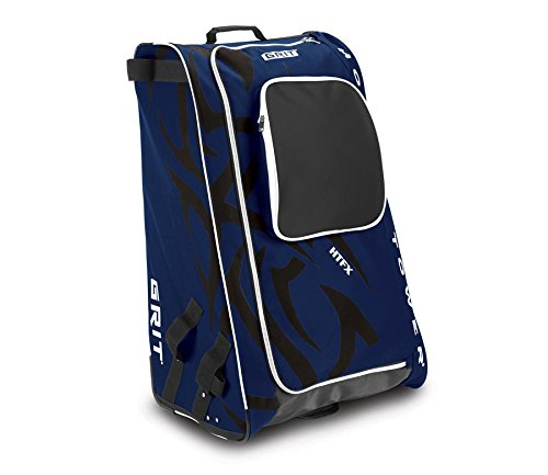 Grit HTFX Hockey Tower 33\' Equipment Bag, Größe:Junior;Farbe:Navy