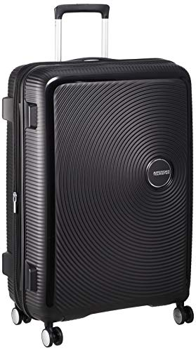 American Tourister - Soundbox Spinner Extensible, 77cm,...