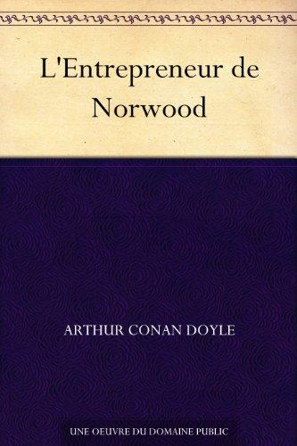 Couverture du livre L'Entrepreneur de Norwood