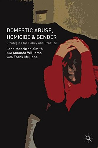 domestic homicide Federal prosecution of domestic violence family violence offenders in prison  this file contains the fatal family violence section of family violence statistics.
