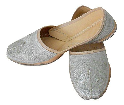 KALRA Creations Herren ... Schuhe Traditionelle Leder indischen ... Herren 12a51c