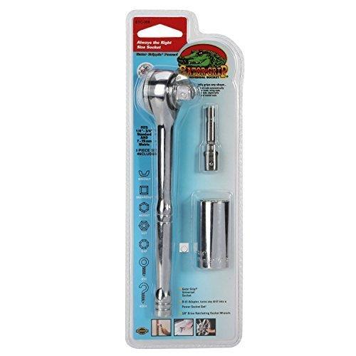 GATOR GRIP Steckschlüssel Satz 7-19mm Handwerkzeuge Universal Reparatur Werkzeuge