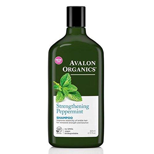 Avalon Organics Peppermint Stärkung Shampoo 325ml (Organics Shampoo Bio Avalon)