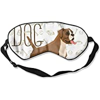 Eye Mask Eyeshade Dog Background Sleeping Mask Blindfold Eyepatch Adjustable Head Strap preisvergleich bei billige-tabletten.eu