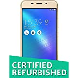 (Certified REFURBISHED) Asus Zenfone 3S Max (Gold, 32GB)